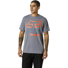 Fox Hightail SS Tech Tee Men, heather graphite